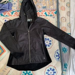 Athleta Women's Black Jacket Size S